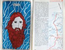 Island Road-Guide Zeichnungen
